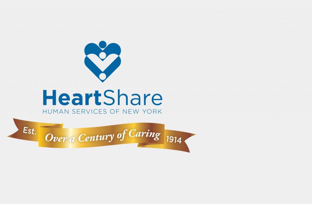 heartshare 100th anniversary logo