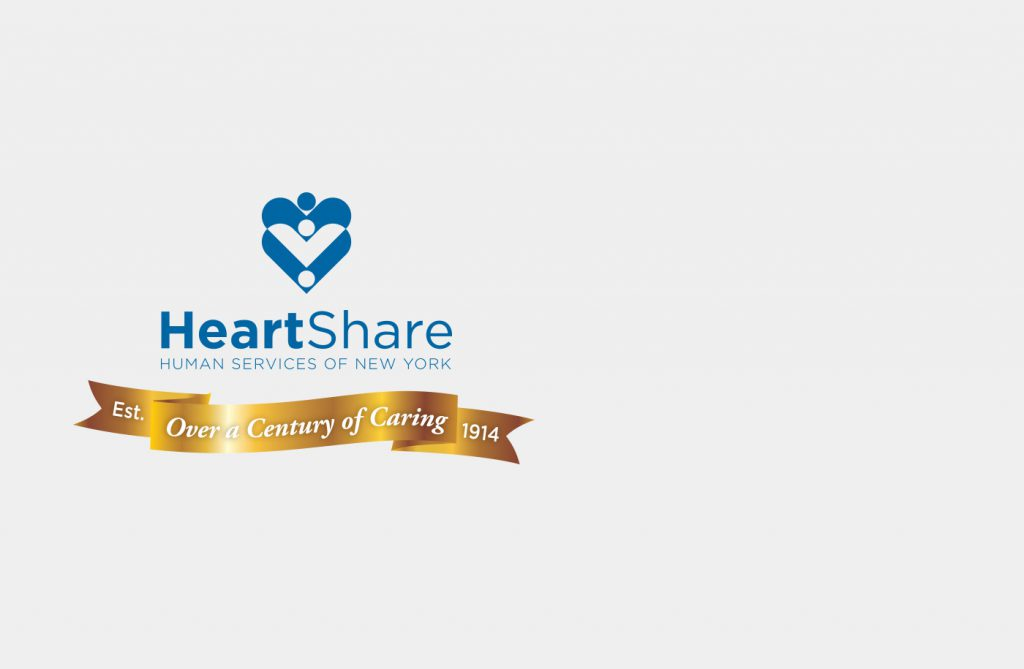 heartshare 100th anniversary logo